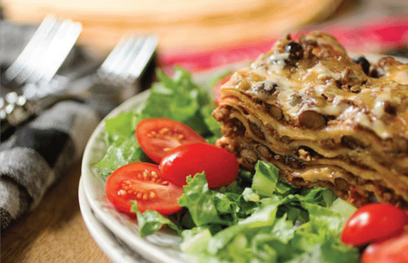 Toufayan Bakeries Wraps Crockpot Enchillada