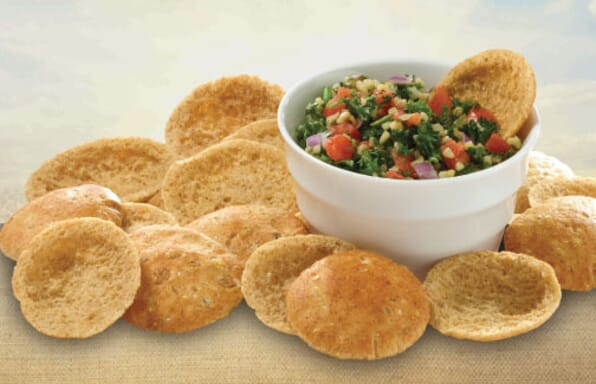 Toufayan Bakeries Pita Chip Tabouli