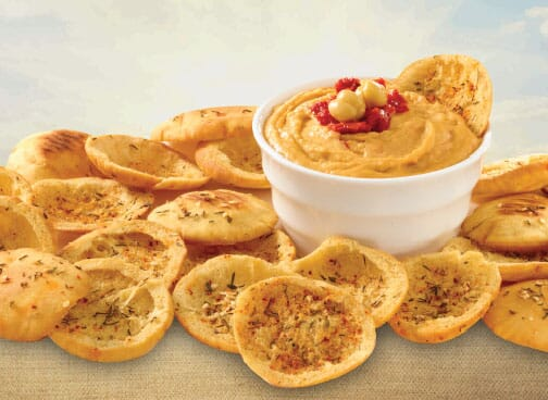 Toufayan Bakeries Pita Chip Veggie Spread