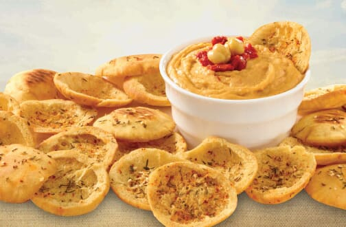 Toufayan Bakeries Pita Chip Veggie Spread