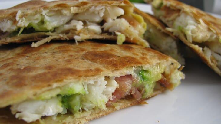 Toufayan Bakeries Crab Avocado Mini Pitettes