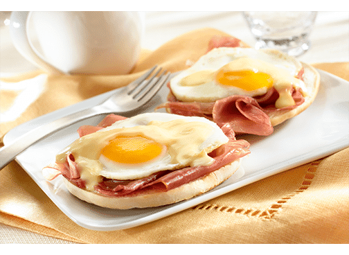Toufayan Bakeries Eggs Benedetto Smartbagels