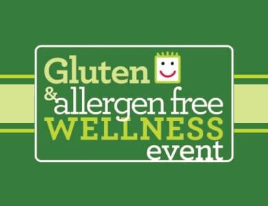 Gluten & Allergen Free Wellness Event