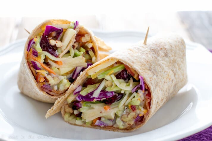 Toufayan Bakeries Plain Wraps