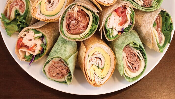 Toufayan Bakeries Assorted Wraps