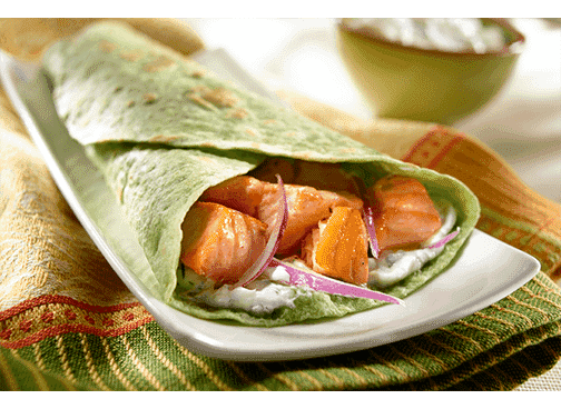 Toufayan Bakeries Spinach Wrap