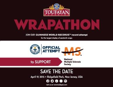 Toufayan Wrapathon