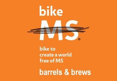 Bike MS: Barrels & Brews