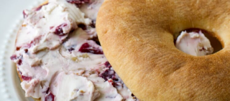 Cranberry Cream Cheese