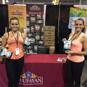 Toufayan Bakeries at Miami Marathon
