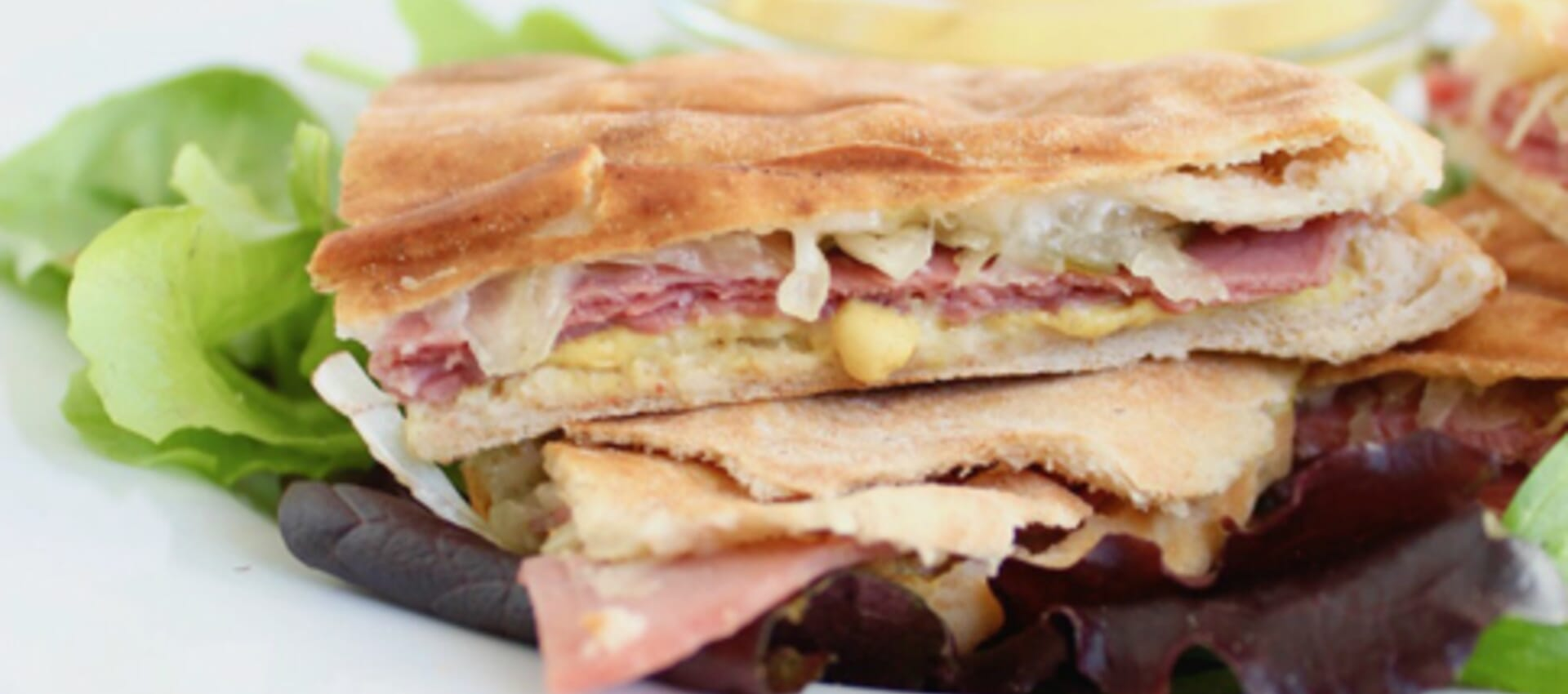 Corned Beef and Cabbage Quesadilla