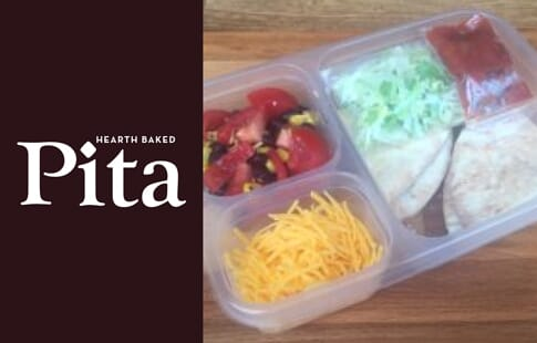 Southwest DIY Lunchable Pita