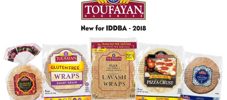 Toufayan introduces 5 new products
