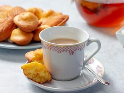 Toufayan Madeleines Tea Cakes